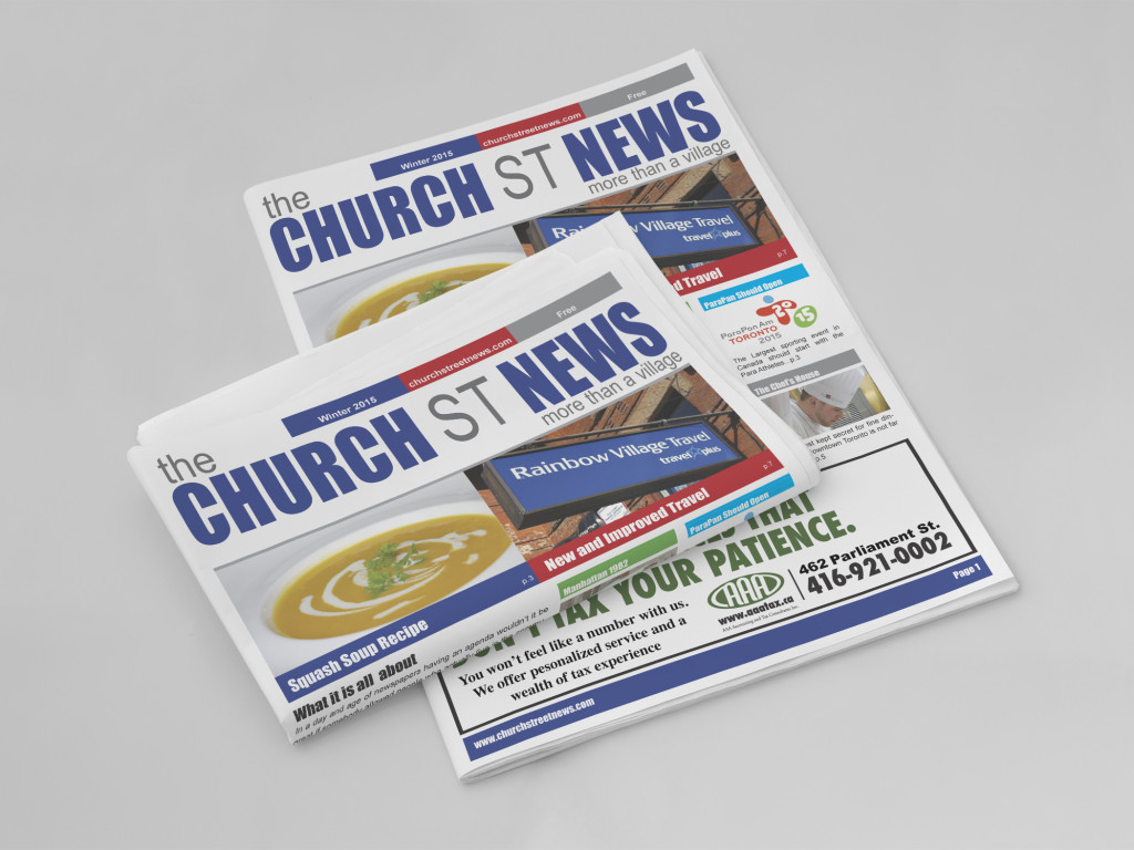 Church Street News